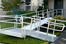 Building Access Ramps