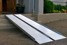 Electric Access Ramps