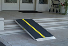 Temporary Access Ramps