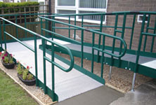 What are Access Ramps